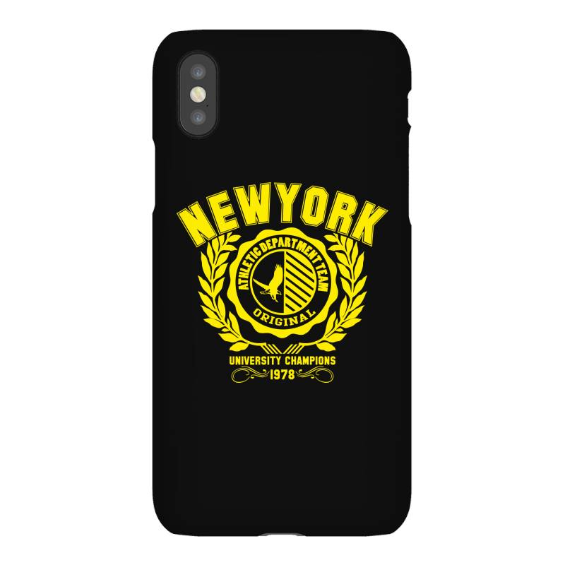 New York Iphonex Case | Artistshot