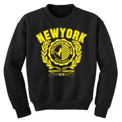 New york Youth Sweatshirt | Artistshot