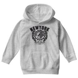 New york Youth Hoodie | Artistshot