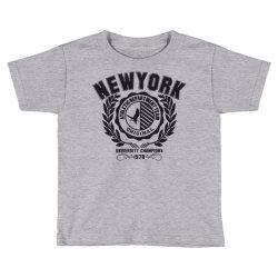 New york Toddler T-shirt | Artistshot
