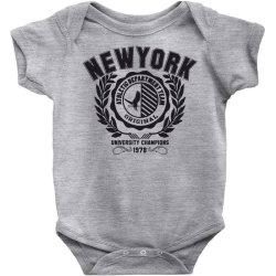 New york Baby Bodysuit | Artistshot