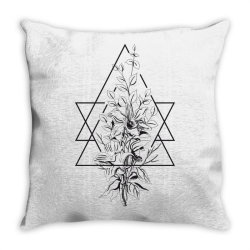 Flowers Throw Pillow | Artistshot