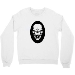 Skull Crewneck Sweatshirt   Artistshot