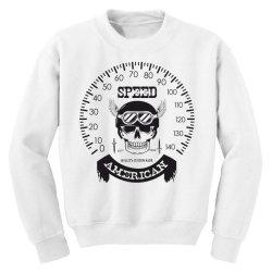 Speed American Youth Sweatshirt | Artistshot