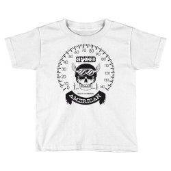 Speed American Toddler T-shirt | Artistshot