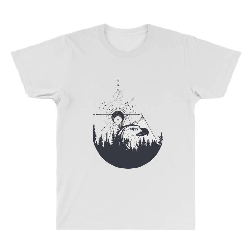 Eagle All Over Men's T-shirt | Artistshot