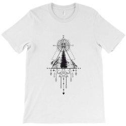 Compas T-Shirt   Artistshot