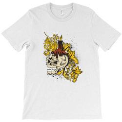 Skull T-Shirt   Artistshot