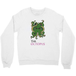 The octopus Crewneck Sweatshirt | Artistshot