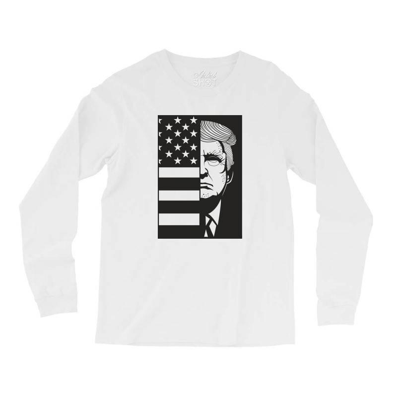 Donald Trump Long Sleeve Shirts | Artistshot