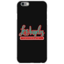 Los Angeles  California iPhone 6/6s Case | Artistshot