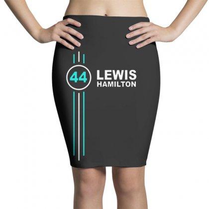 Lewis Hamilton Number 44 Pencil Skirts Designed By Jasmine Tees