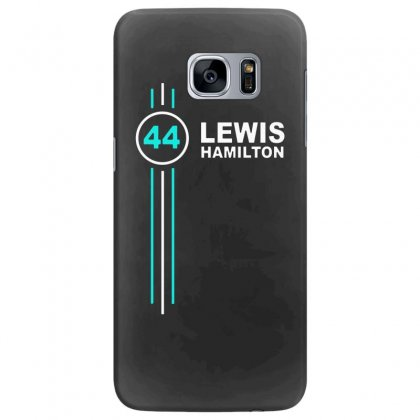 Lewis Hamilton Number 44 Samsung Galaxy S7 Edge Case Designed By Jasmine Tees