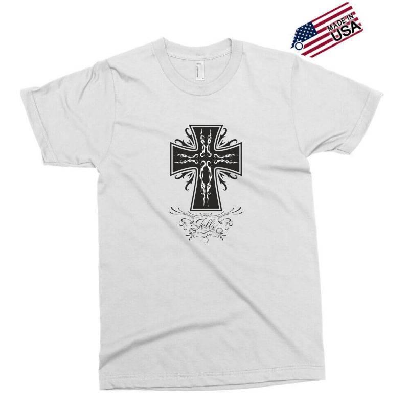 The Cross Exclusive T-shirt   Artistshot