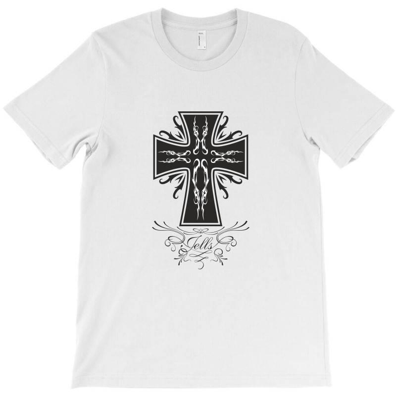 The Cross T-shirt   Artistshot