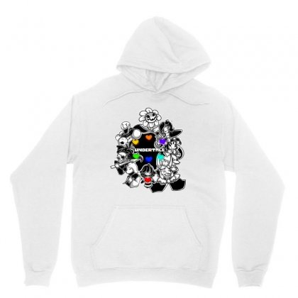 Undertale Flowey Unisex Hoodie Designed By Starlight
