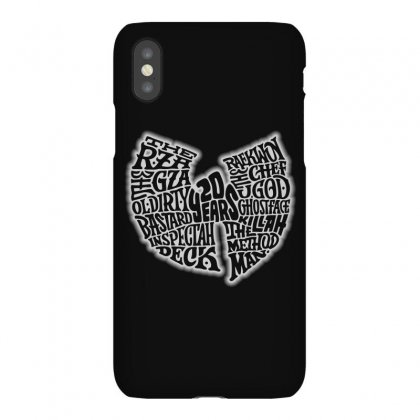 Wutang Iphonex Case Designed By Starlight