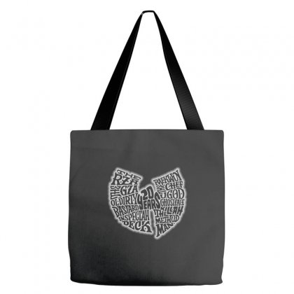 Wutang Tote Bags Designed By Starlight