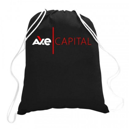Axe Capital Drawstring Bags Designed By Moon99