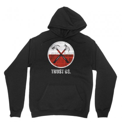 Roger Waters Trust Us Pink Floyd Progressive Unisex Hoodie Designed By Mdk Art