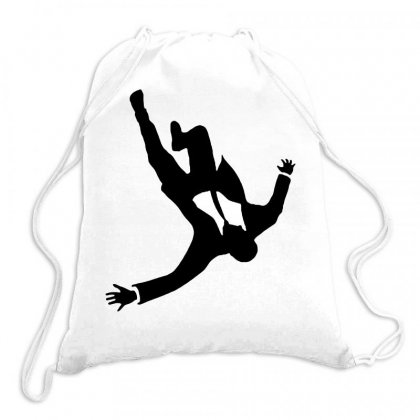 Mad Men Drawstring Bags Designed By Moon99