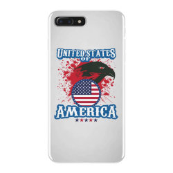 United States of America iPhone 7 Plus Case | Artistshot