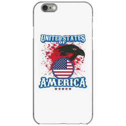 United States of America iPhone 6/6s Case | Artistshot