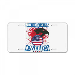 United States of America License Plate | Artistshot