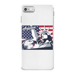 America iPhone 7 Case   Artistshot