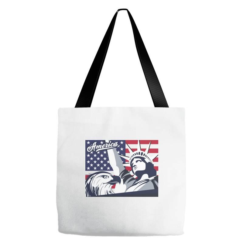 America Tote Bags   Artistshot