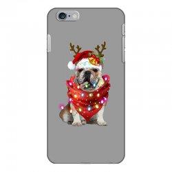 bulldog christmas iPhone 6 Plus/6s Plus Case | Artistshot