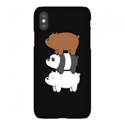 We Bare Bears Iphonex Case Designed By Rakuzan