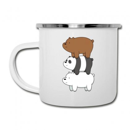 We Bare Bears Camper Cup Designed By Rakuzan