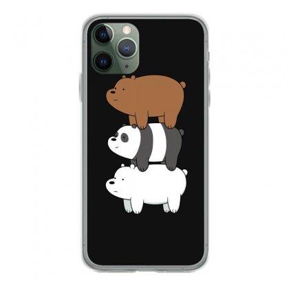 We Bare Bears Iphone 11 Pro Case Designed By Rakuzan