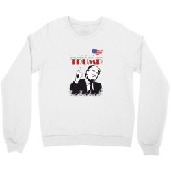 Make america great again Trump Crewneck Sweatshirt | Artistshot