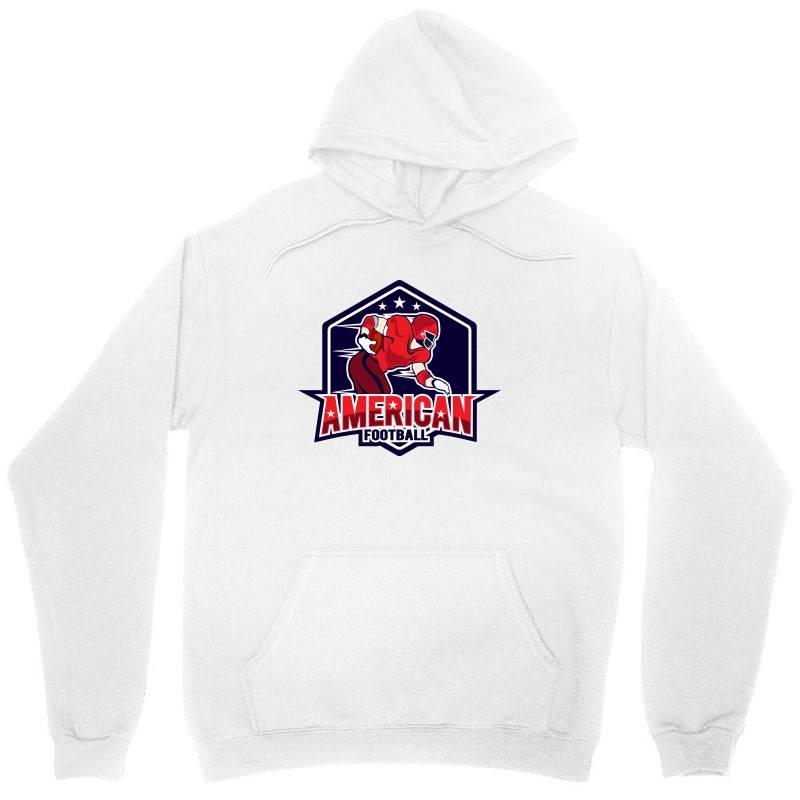 American Football Unisex Hoodie | Artistshot