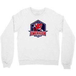 American football Crewneck Sweatshirt | Artistshot