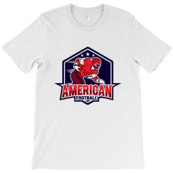 American football T-Shirt | Artistshot