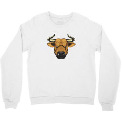 The Bull Crewneck Sweatshirt | Artistshot