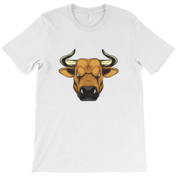 The Bull T-Shirt | Artistshot