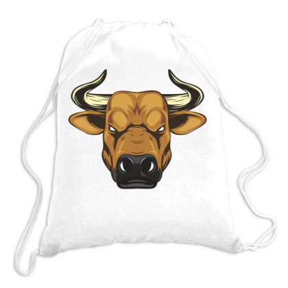 The Bull Drawstring Bags Designed By Estore