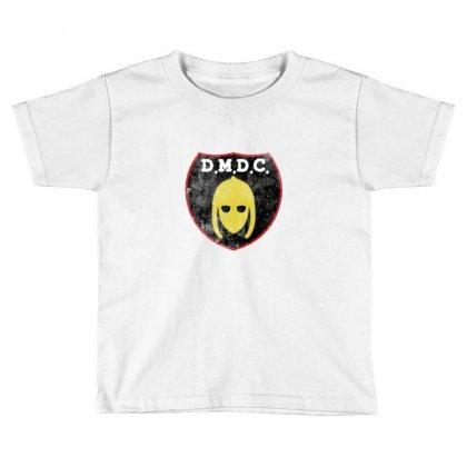 Dmdc Logo Toddler T-shirt Designed By Ariepjaelanie