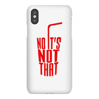 Danny Duncan - No It's No That Iphonex Case Designed By Dejavu77
