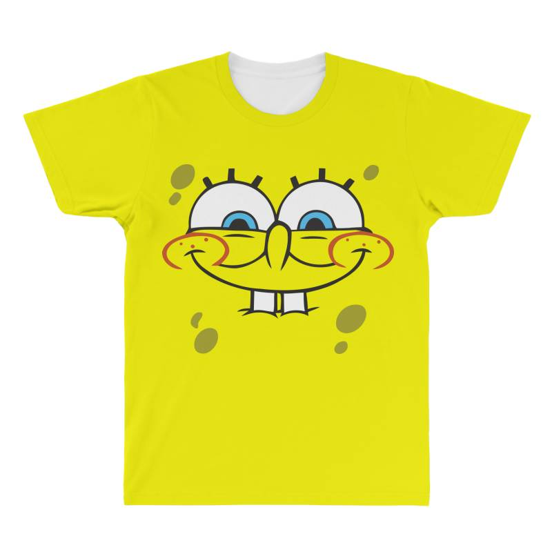 Spanch Bob All Over Men's T-shirt | Artistshot