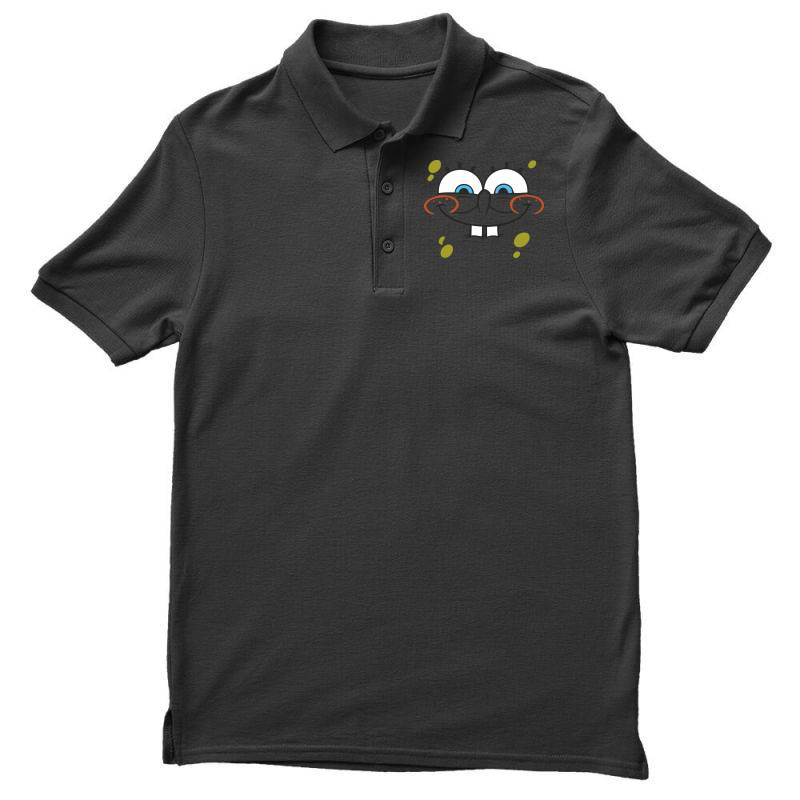 Spanch Bob Men's Polo Shirt   Artistshot