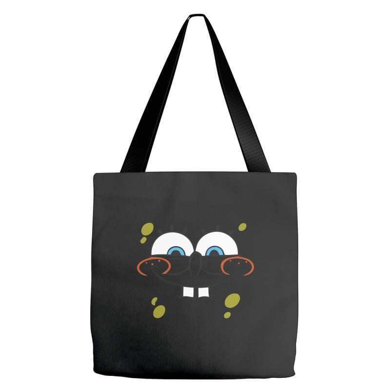 Spanch Bob Tote Bags | Artistshot