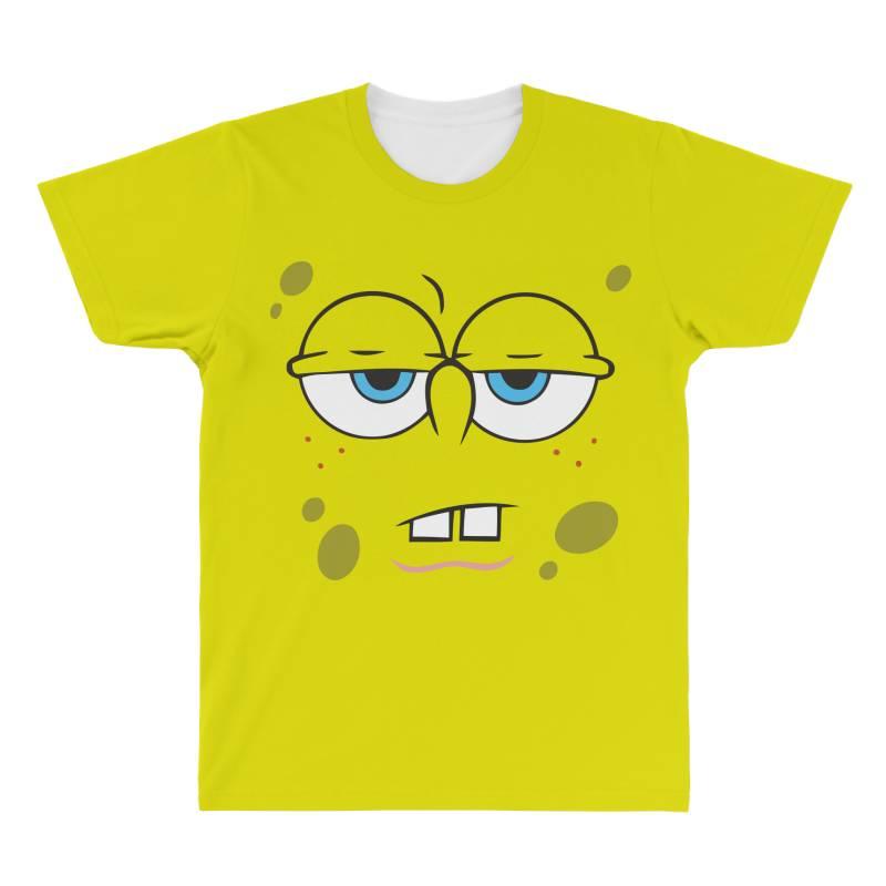 Spanch Bob All Over Men's T-shirt | Artistshot