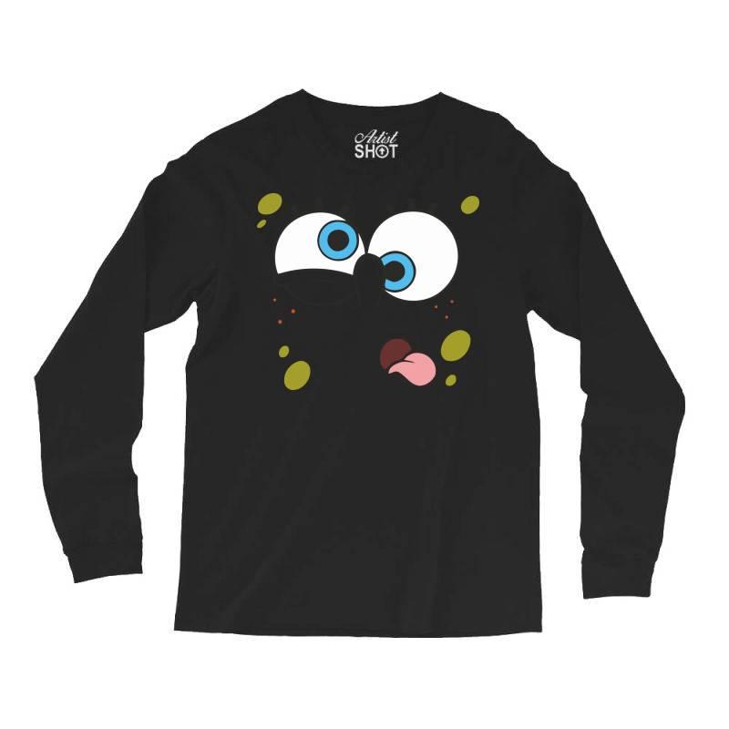 Spanch Bob Long Sleeve Shirts   Artistshot
