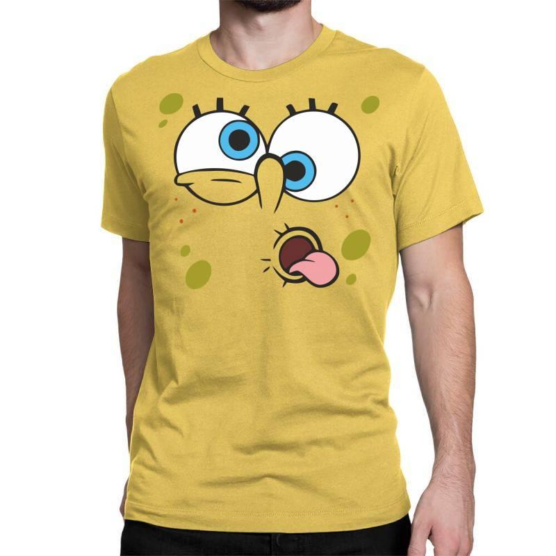 Spanch Bob Classic T-shirt   Artistshot