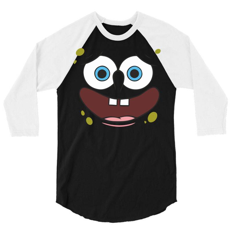 Spanch Bob 3/4 Sleeve Shirt | Artistshot